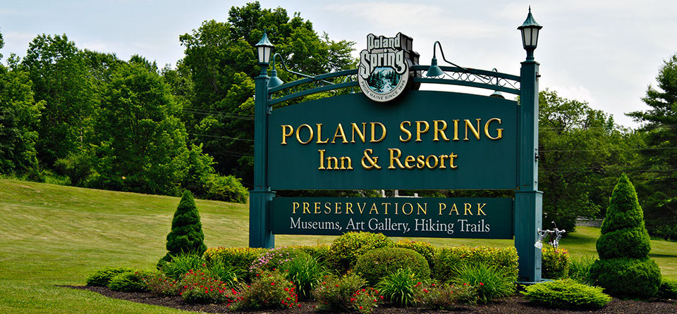 Maine Resort Poland Spring Maine Vacation Resort